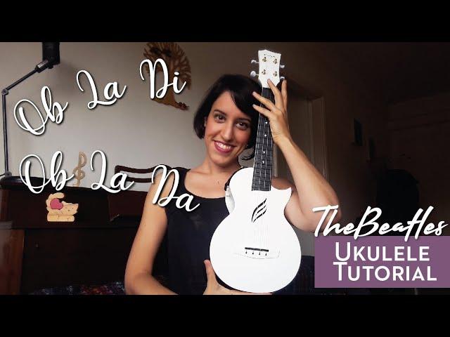 12 Canciones Fáciles de Los Beatles para Ukelele